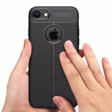 Case iPhone Imitacja Skóry Etui