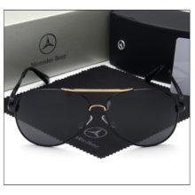 Okulary Męskie Polaryzacyjne UV400 Mercedes F148