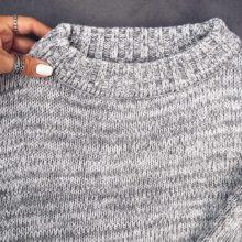 Modny Komplet Sweter+Spódnica CORNELIA