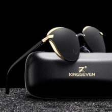 Damskie Okulary Polaryzacyjne KINGSEVEN UV400