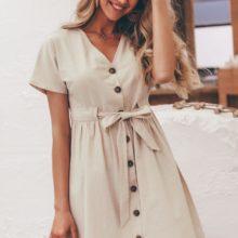 Basicowa sukienka ADELA